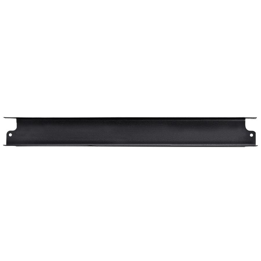 edsal 1-Pack-in Black Rectangle Shelving Hardware