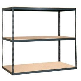 Shop Freestanding Shelving Units At Lowes Com