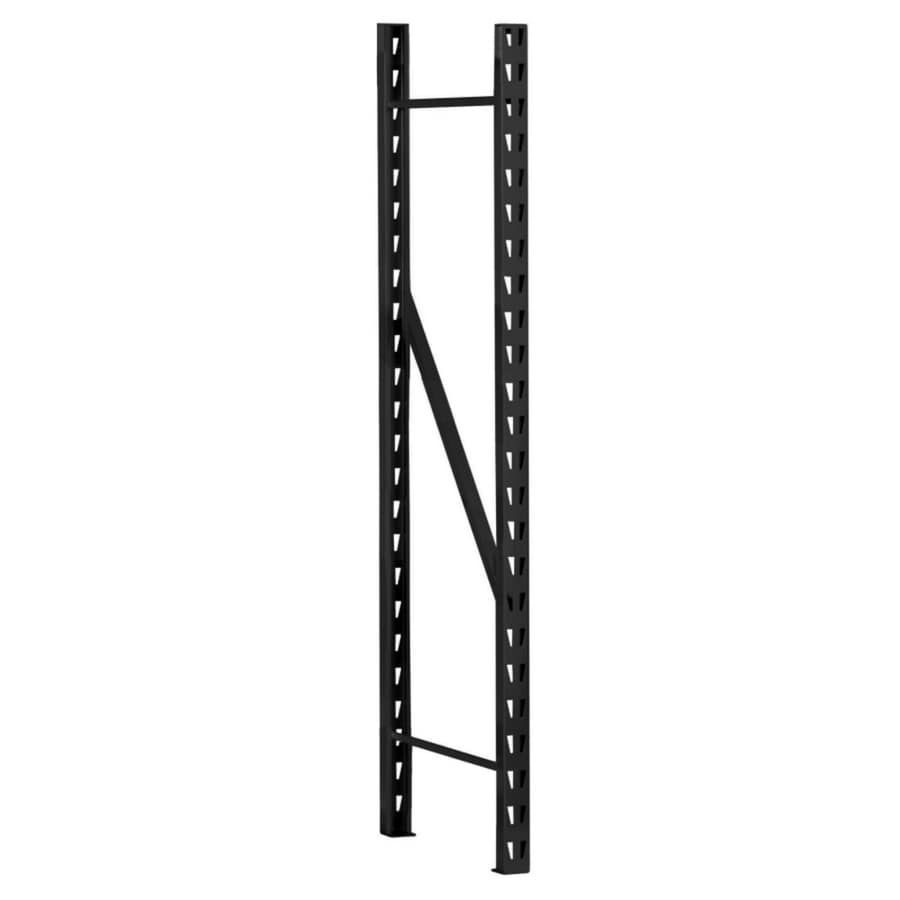 edsal 72-in H x 24-in D Steel Freestanding Shelving Unit