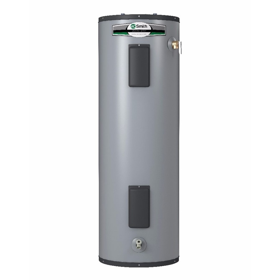 Ao Smith Heat Pump Water Heater shop a.o. smith signature select 50-gallon 9-year limited tall