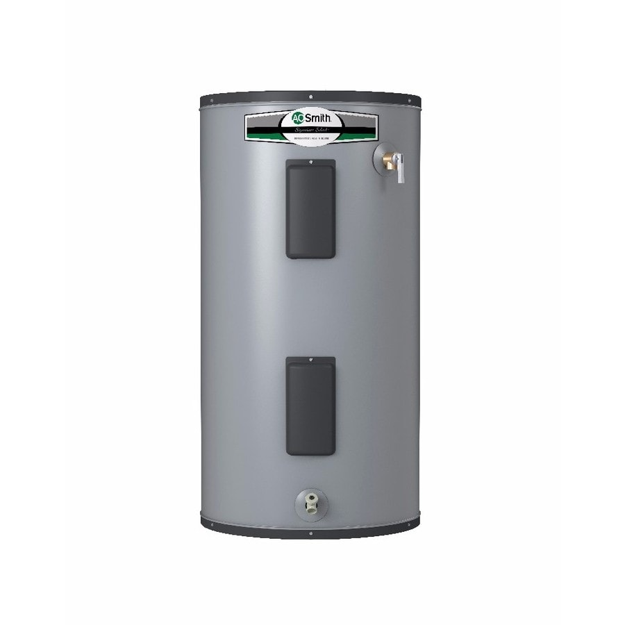 A.O. Smith Signature Select 50-Gallon 9-year Limited Short Electric Water Heater