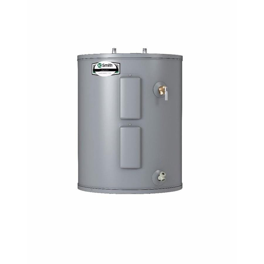 A.O. Smith Signature 28-Gallon 6-year Limited Lowboy Electric Water Heater
