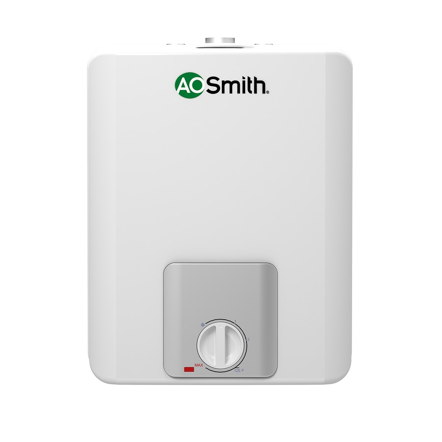 A.O. Smith Signature 2.5-Gallon 6-Year Limited Regular Point Of Use Electric Water Heater