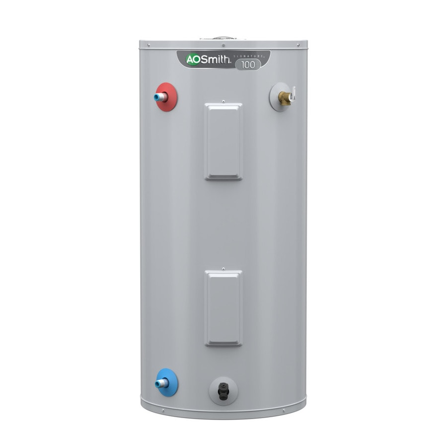 A.O. Smith Signature 30-Gallon 6-year Limited Tall Electric Water Heater