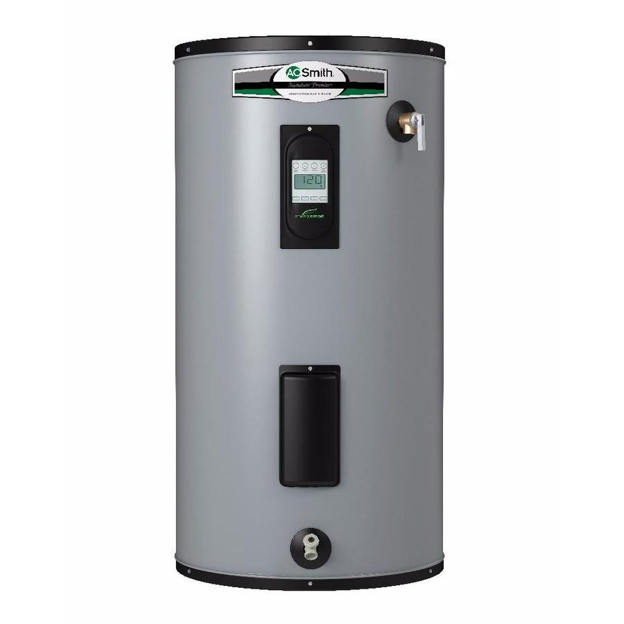 A.O. Smith Signature Premier 40-Gallon 12-year Limited Short Electric Water Heater