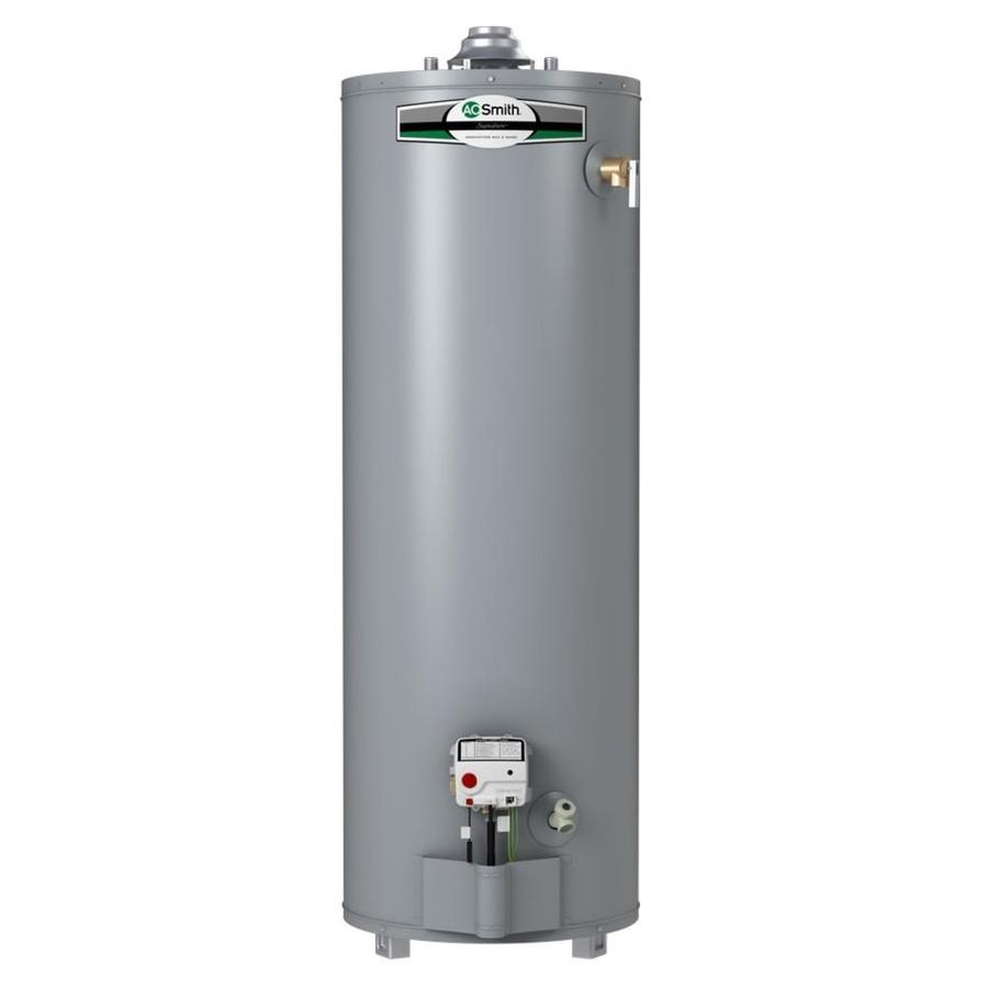 A.O. Smith Signature 30-Gallon 6-year Limited Tall Liquid Propane Water Heater