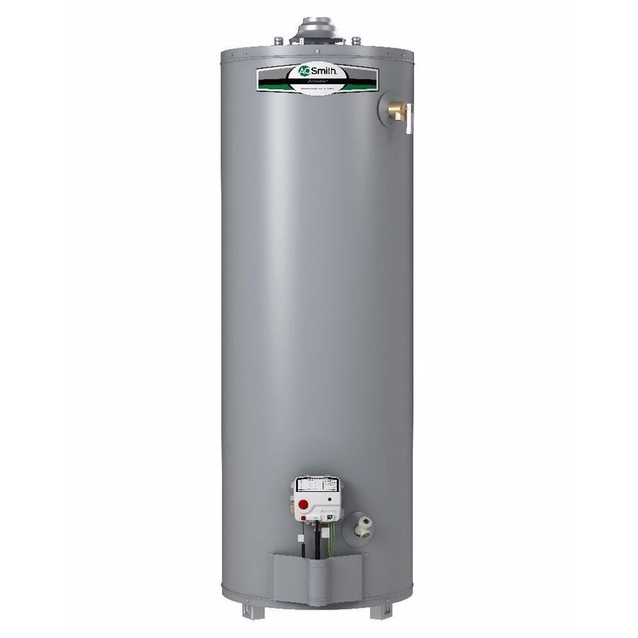 A.O. Smith Signature 50-Gallon 6-year Limited Tall Liquid Propane Water Heater