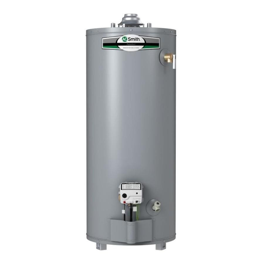 A.O. Smith Signature 30-Gallon 6-year Limited Short Natural Gas Water Heater