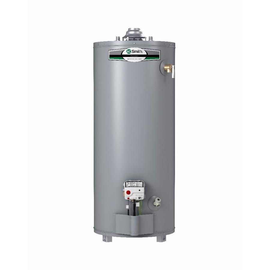 A.O. Smith Signature 30-Gallon 6-year Limited Short Liquid Propane Water Heater