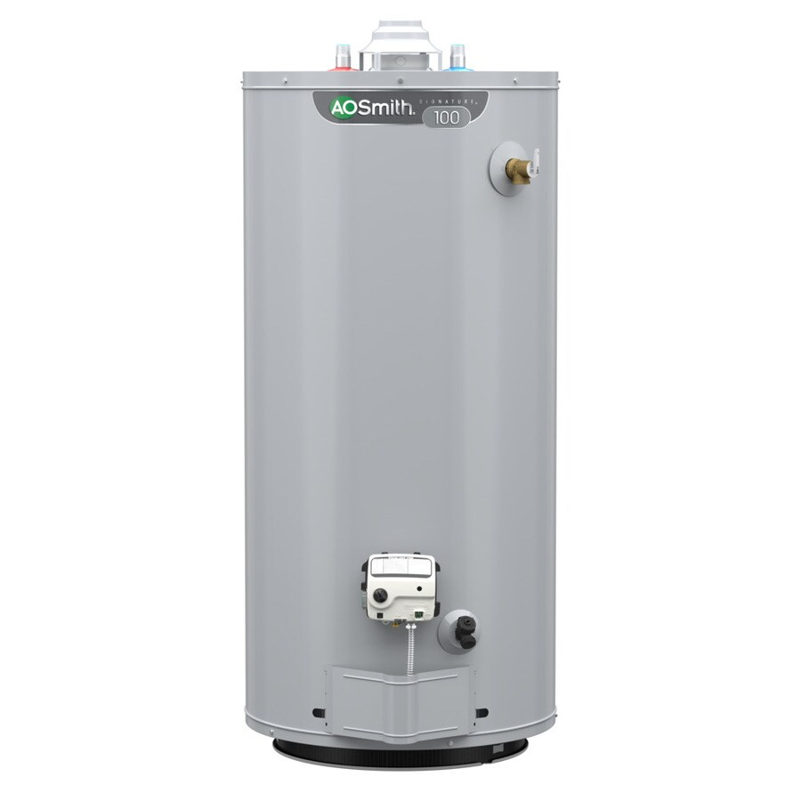 A.O. Smith Signature 50-Gallon 6-year Limited Short Natural Gas Water Heater