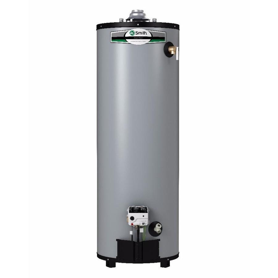 Gallon Tall Natural Gas Water Heater