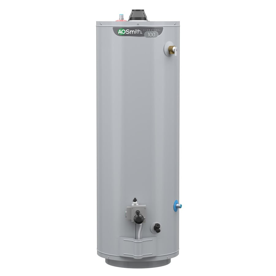 A.O. Smith Signature 6-year Limited Tall Natural Gas/Liquid Propane Water Heater