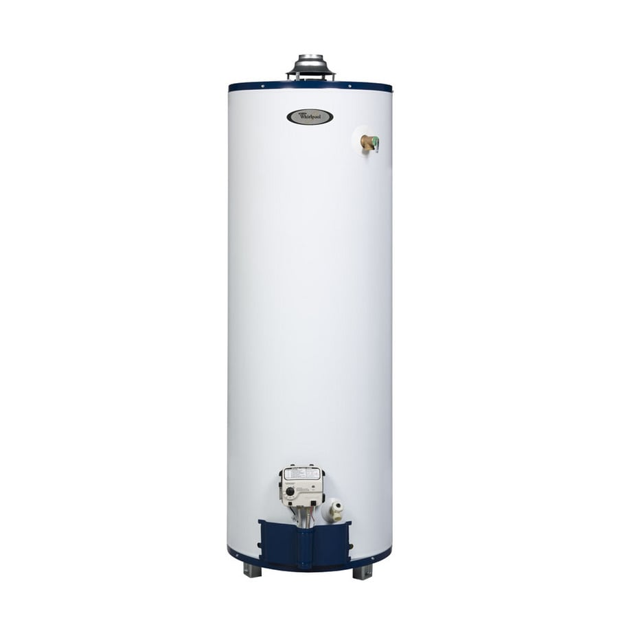 Whirlpool 30 Gallon 6 Year Residential Tall Natural Gas