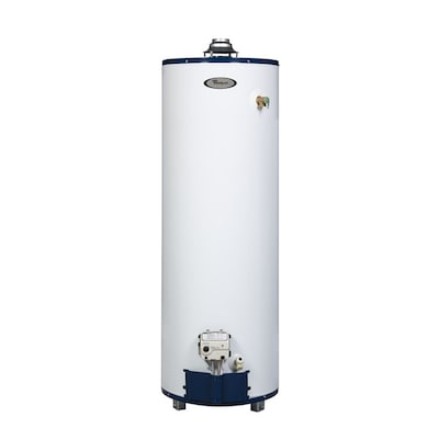 Whirlpool 30-Gallon 6-Year Residential Tall Natural Gas