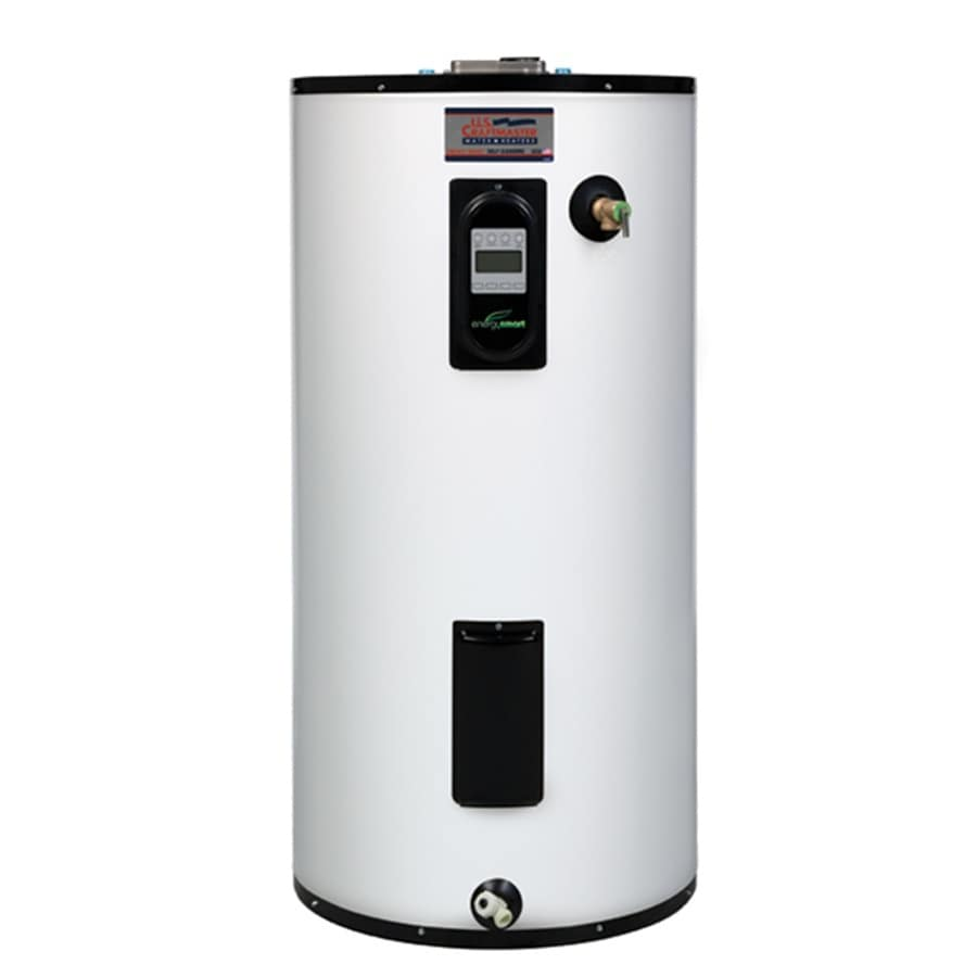 U.S. Craftmaster 50-Gallon 9-Year Tall Electric Water Heater