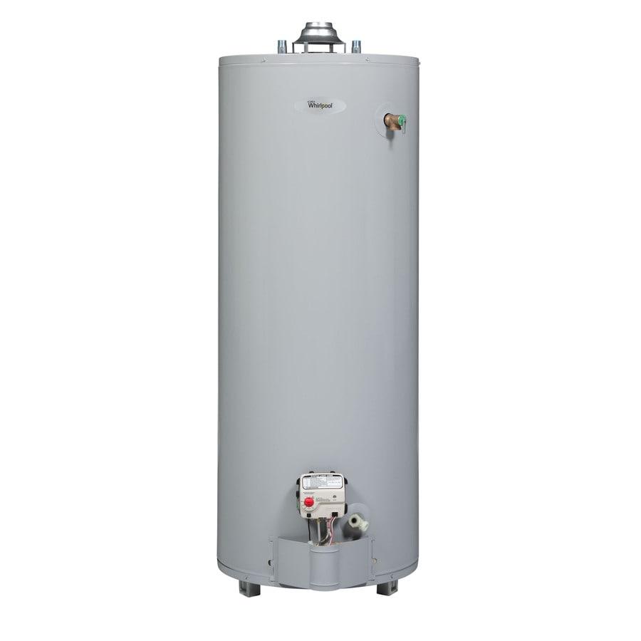 Whirlpool 50-Gallon 6-Year Tall Liquid Propane Water Heater