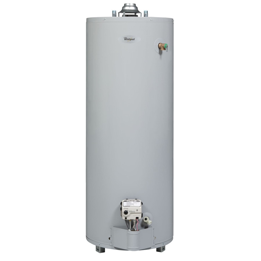 035505156556 shop whirlpool 50 gallon 6 year tall natural gas water heater at 50 Gallon Gas Hot Water at eliteediting.co