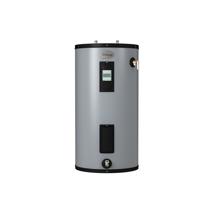 Whirlpool 40-Gallon 9-Year Regular Electric Water Heater
