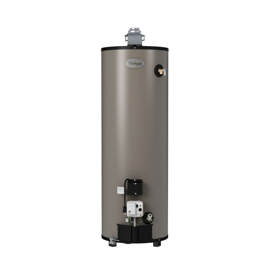 Whirlpool  Gallon  Year Limited Tall Natural Gas Water Heater