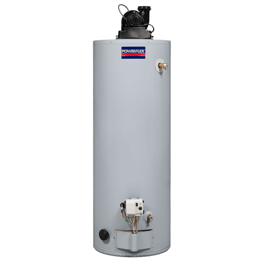 POWERFLEX 75-Gallon 6-Year Residential Tall Liquid Propane Water Heater ENERGY STAR