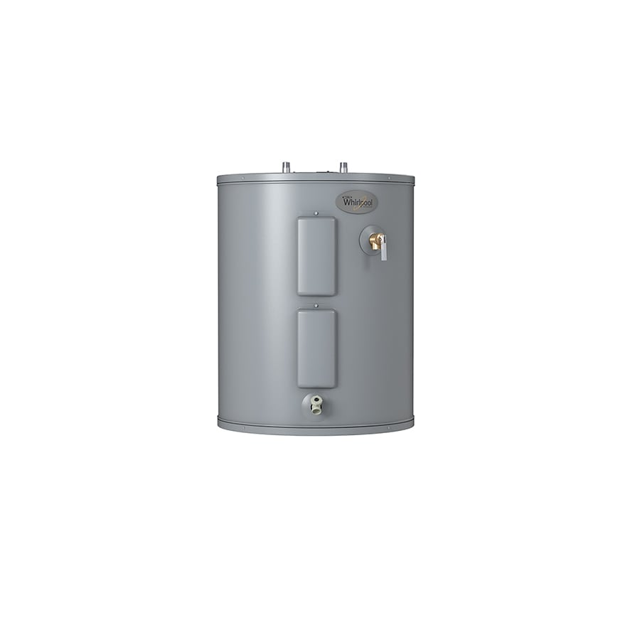 Shop Whirlpool 40 Gallon 10 Year Regular Electric Water