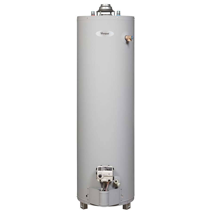 Whirlpool  Gallon  Btu Tall Natural Gas Water Heater