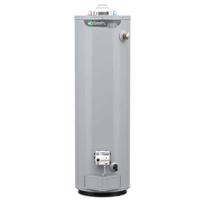 A.O. Smith Signature 50-Gallon Tall 6-Year Limited 40000-BTU Natural Gas Water Heater