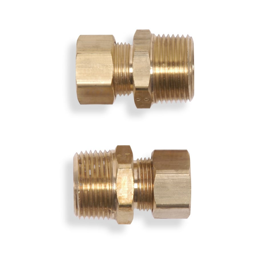 "American Water Heater® Compression Fittings 1/2""Comp x 3/4""MPT"