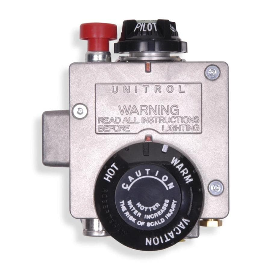 whirlpool water heater thermostat