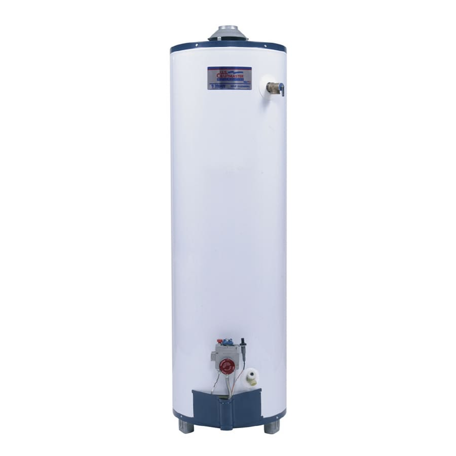 U.S. Craftmaster 40-Gallon 12-Year Residential Tall Liquid Propane Water Heater