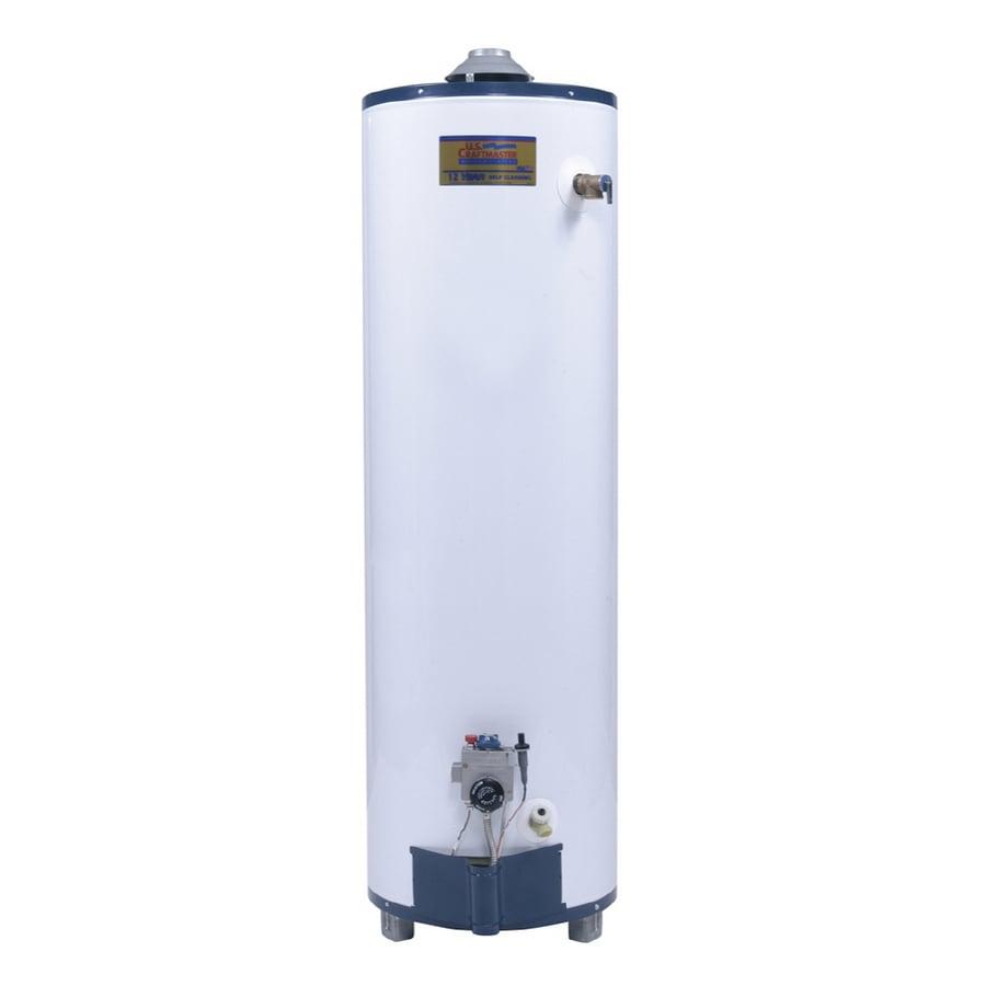 U.S. Craftmaster 50-Gallon 12-Year Residential Tall Liquid Propane Water Heater