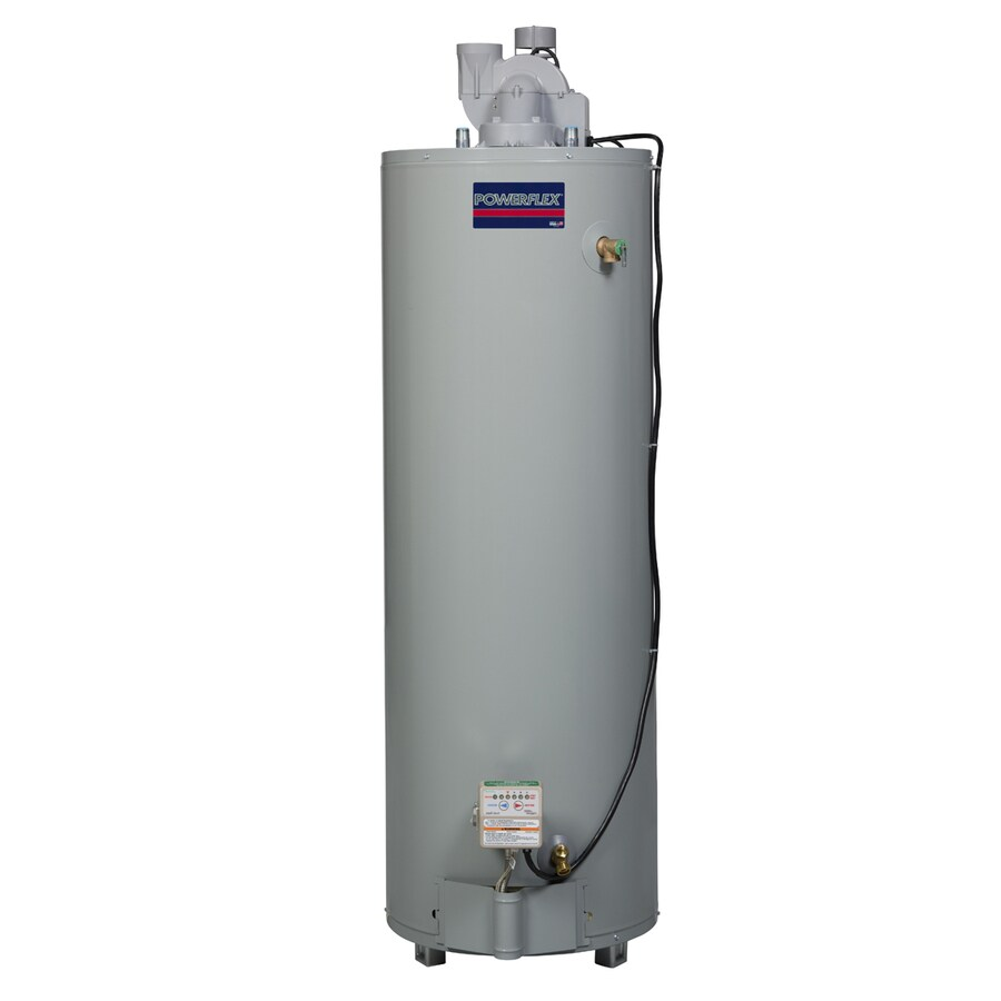 POWERFLEX DIRECT 40-Gallon 6-Year Residential Tall Natural Gas Water Heater ENERGY STAR