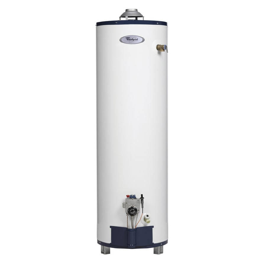 Whirlpool  Gallon  Btu Natural Gas Water Heater