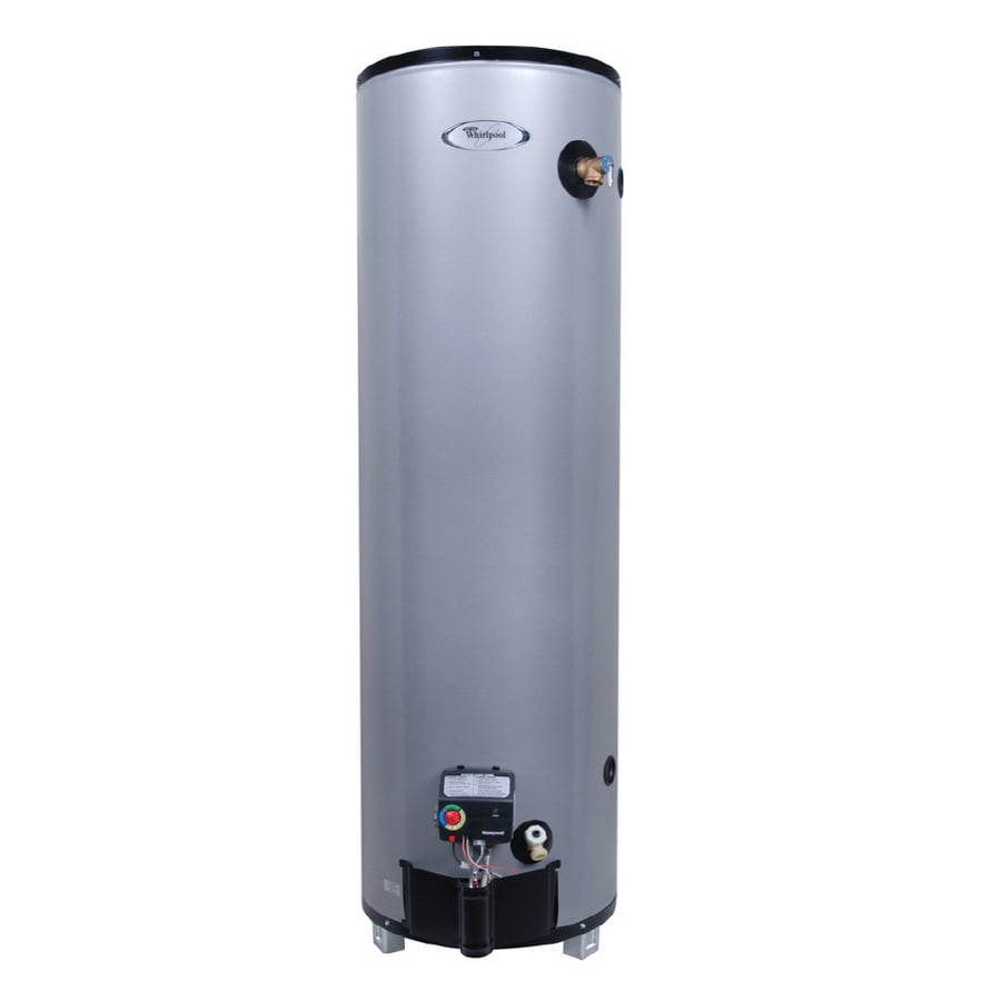 Whirlpool 50 Gallon 12 Year Gas Water Heater Natural Gas