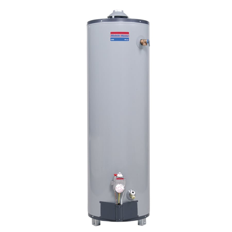 Shop Mobile Home 40Gallon 6Year Mobile Home Gas Water Heater