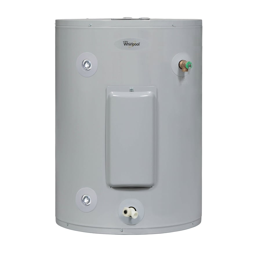 Whirlpool 19-Gallon 120-Volt 6-Year Limited Short Point of Use Electric Water Heater