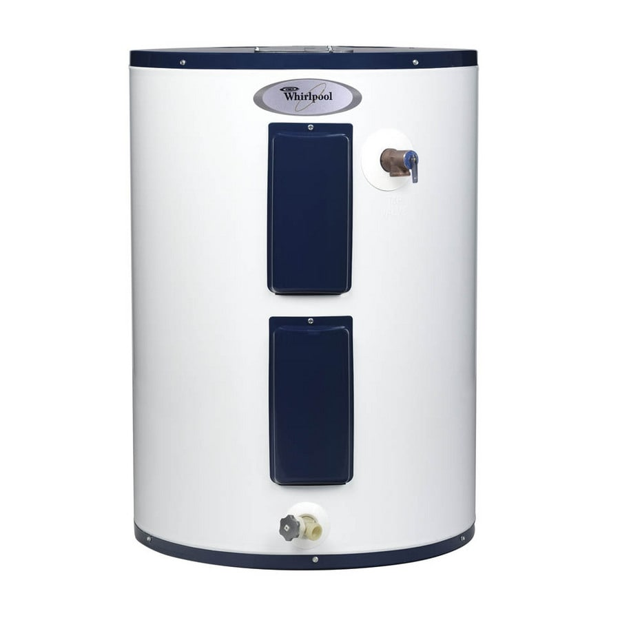 Whirlpool 38-Gallon 6-Year Lowboy Electric Water Heater