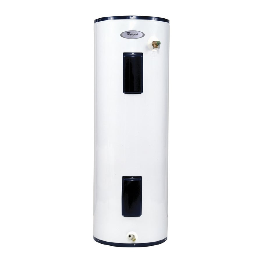 Whirlpool 40-Gallon 6-Year Tall Electric Water Heater