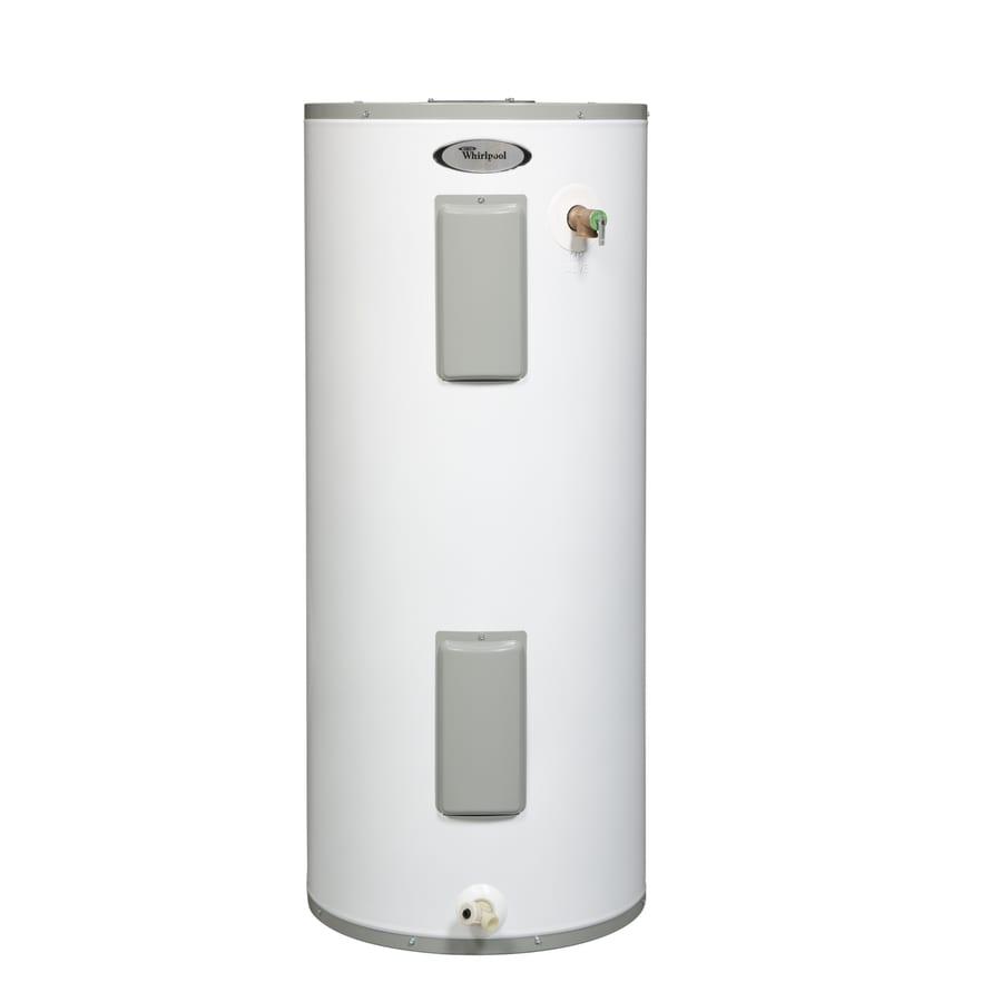 40 Gallon Water Heater Pressure Tank And Water Heater In