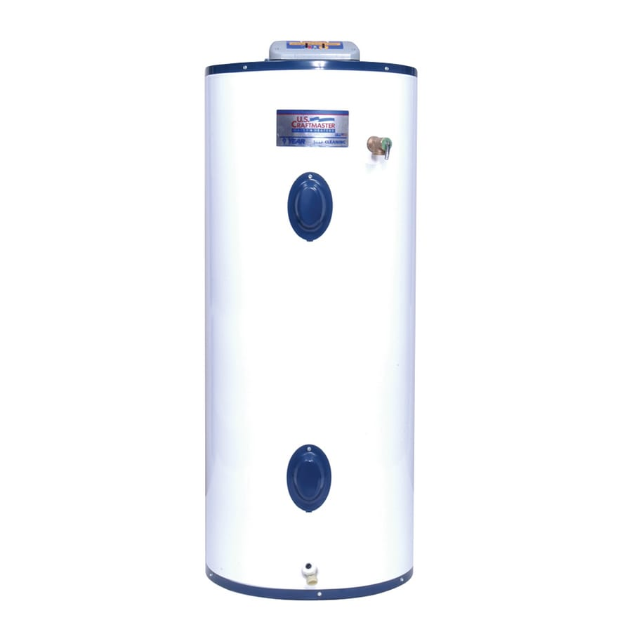 Electric Water Heater 40 Gallon Shop Us Craftmaster 40 Gallon Electric Water Heater At Lowescom