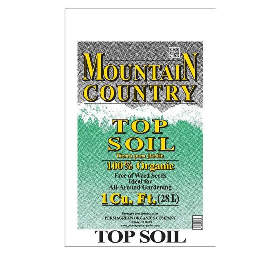 Shop 1 cu ft organic top soil at for Organic top soil