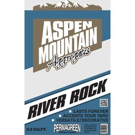 0 5 Cu Ft River Rock