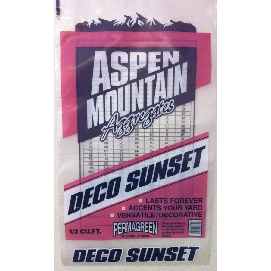 Permagreen 0.5-cu ft Desert Sunset Rock