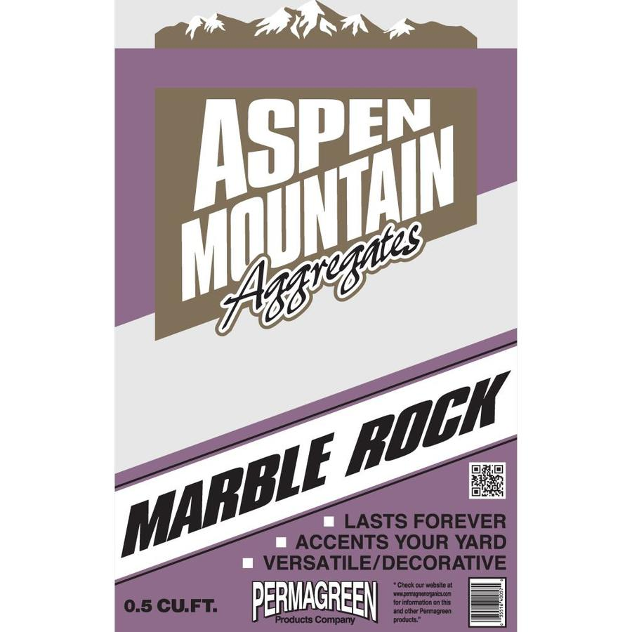 Aspen Mountain 0.5-cu ft Marble Rock