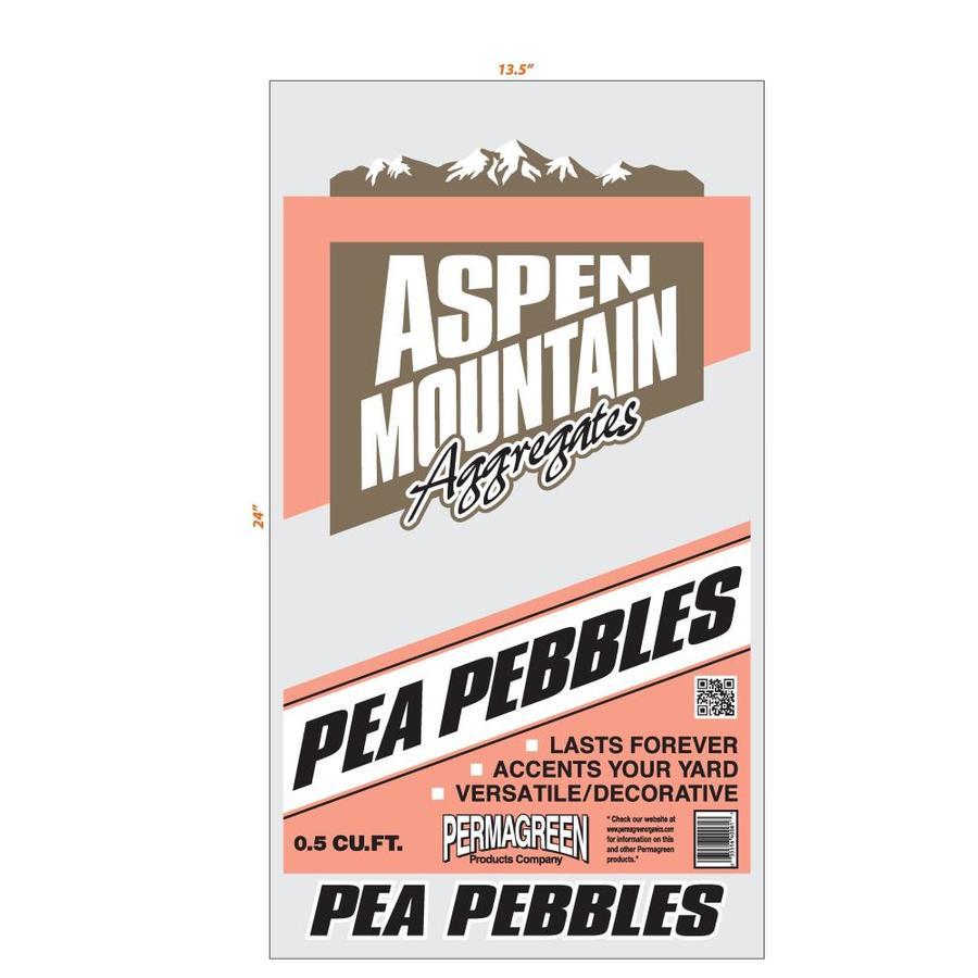 Permagreen 0.5-cu ft Pea Gravel