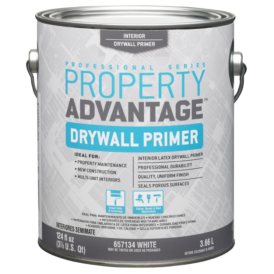 Property Advantage Property Advantage Interior Latex Primer (Actual Net Contents: 128-fl oz)