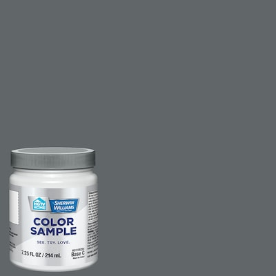 Web Gray Interior Paint Sample Actual Net Contents 8 Fl Oz