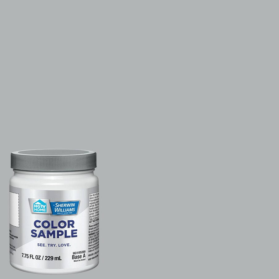 Hgtv Home By Sherwin Williams Online Interior Paint Sample Actual Net Contents 8