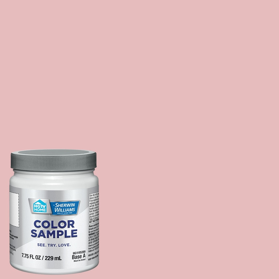 Shop Hgtv Home By Sherwin Williams Lotus Flower Interior Paint