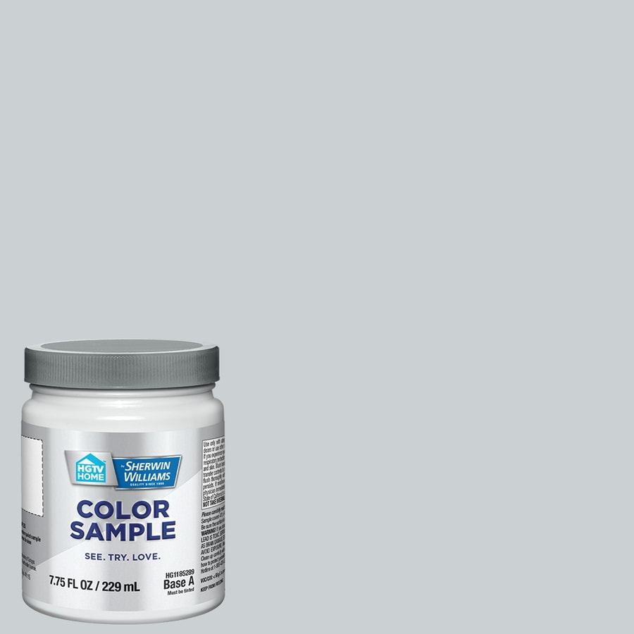 HGTV HOME by Sherwin-Williams North Star Interior Eggshell Paint Sample (Actual Net Contents: 31-fl oz)